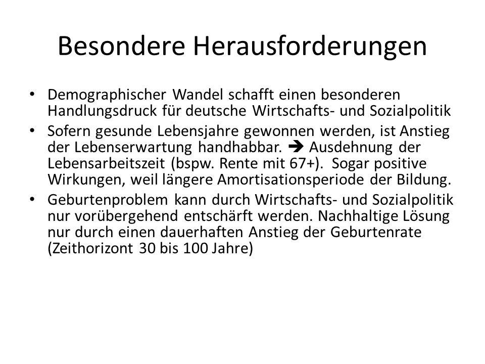 Vortrag des MPI Rostock Optimale Kinderzahl.