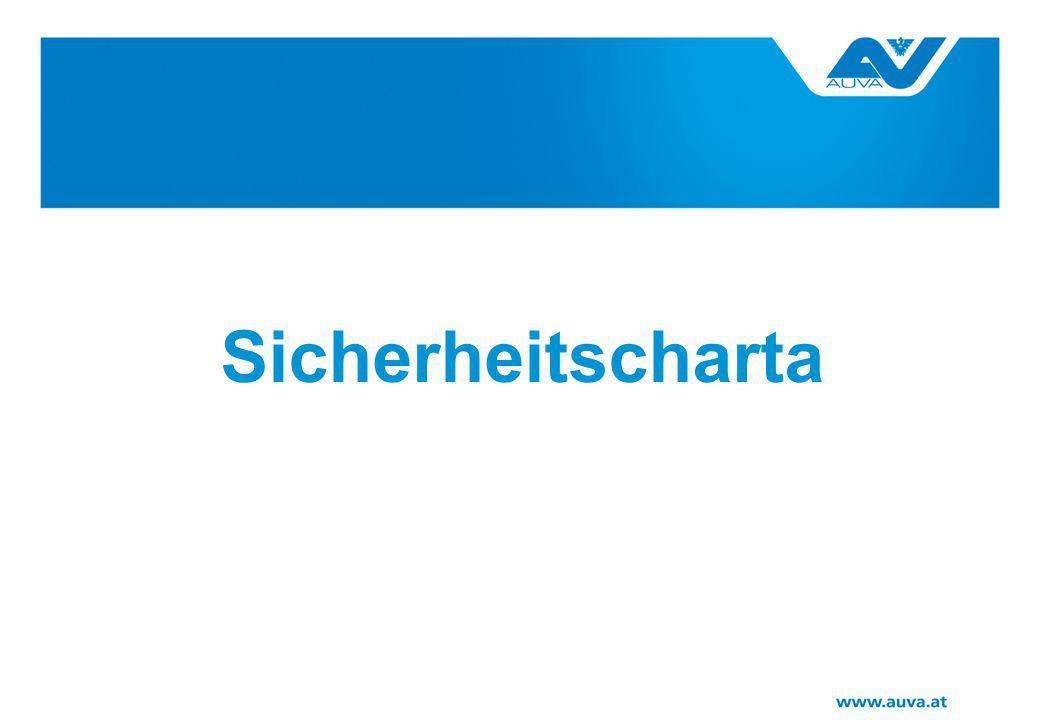 Auf dem Dokument finden sich die Unterschriften der Verantwortlichen der Wirtschaftskammer Österreich (Präsident Dr.