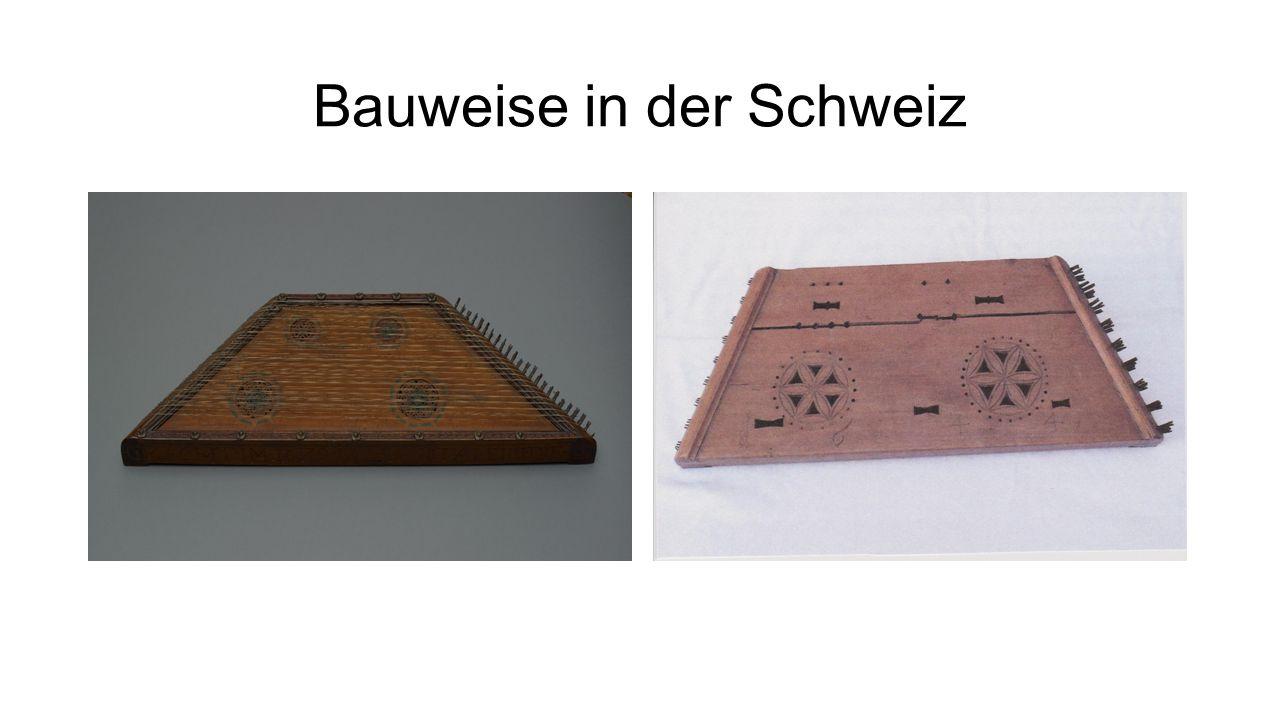 Bauweise in der Schweiz