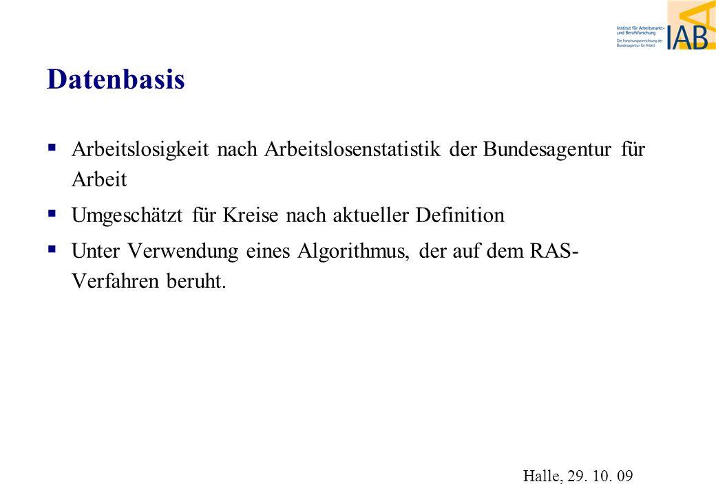 Halle, 29.10.