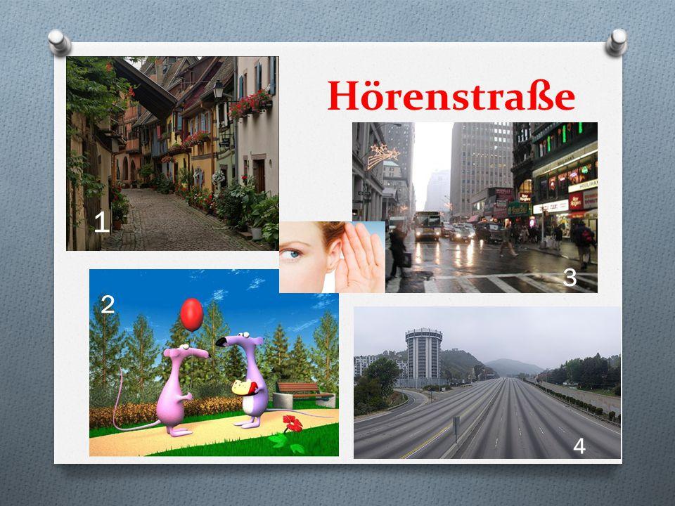 Hörenstraße 2 1 3 4