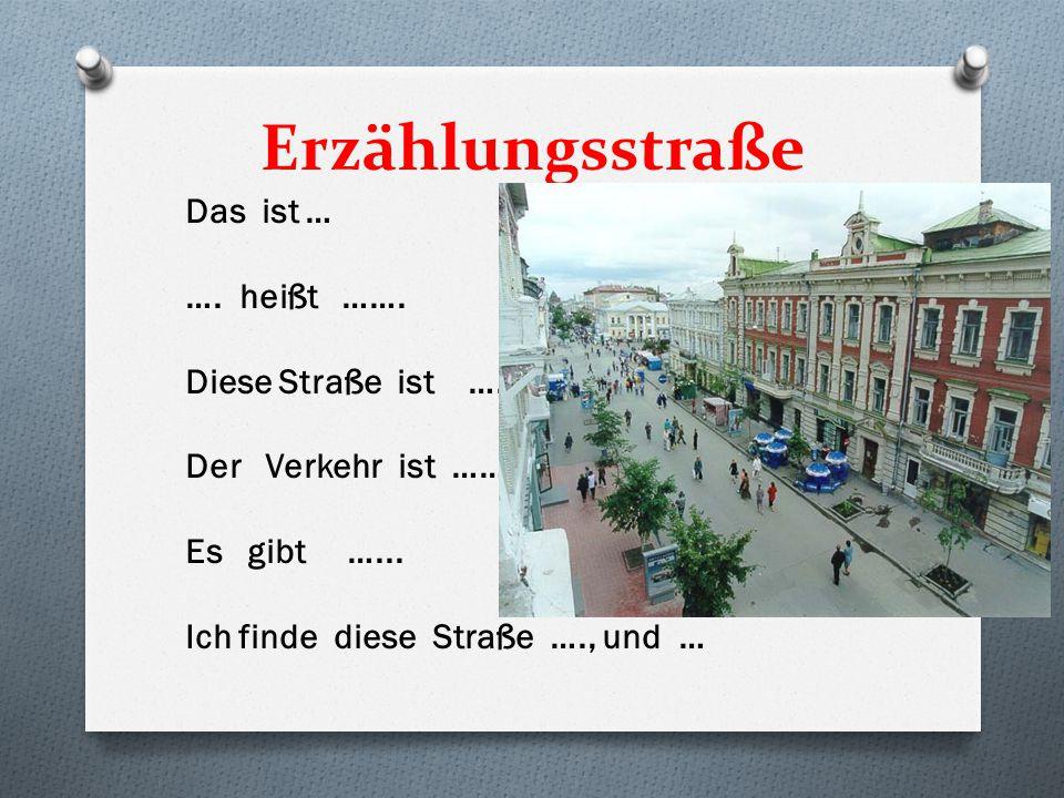 Liederstraße