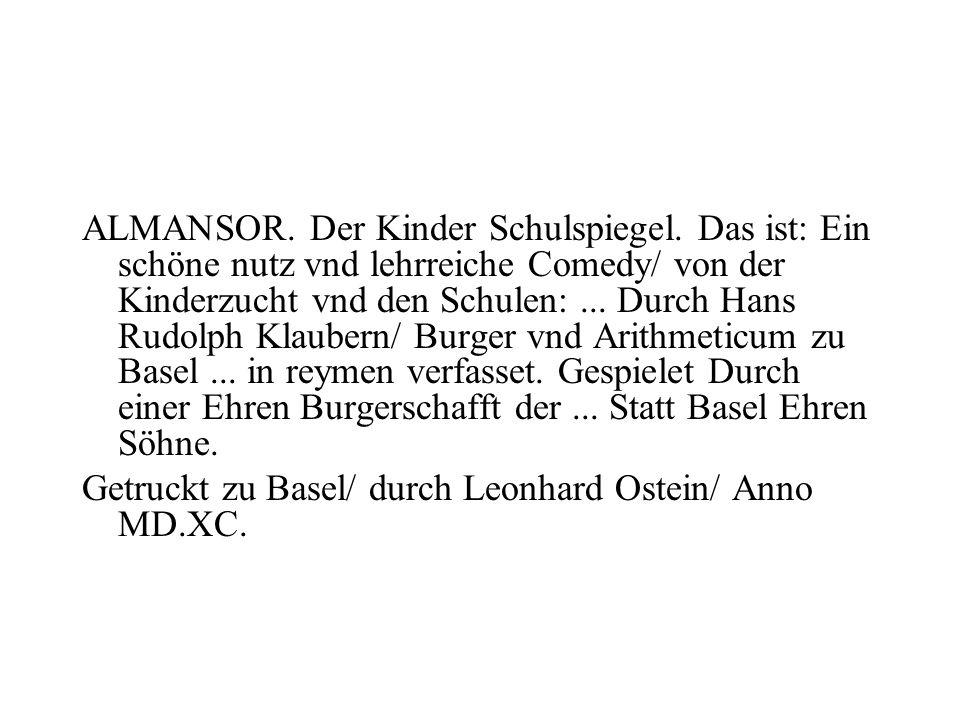 Charakteristika der Oper Ganz gesungen.