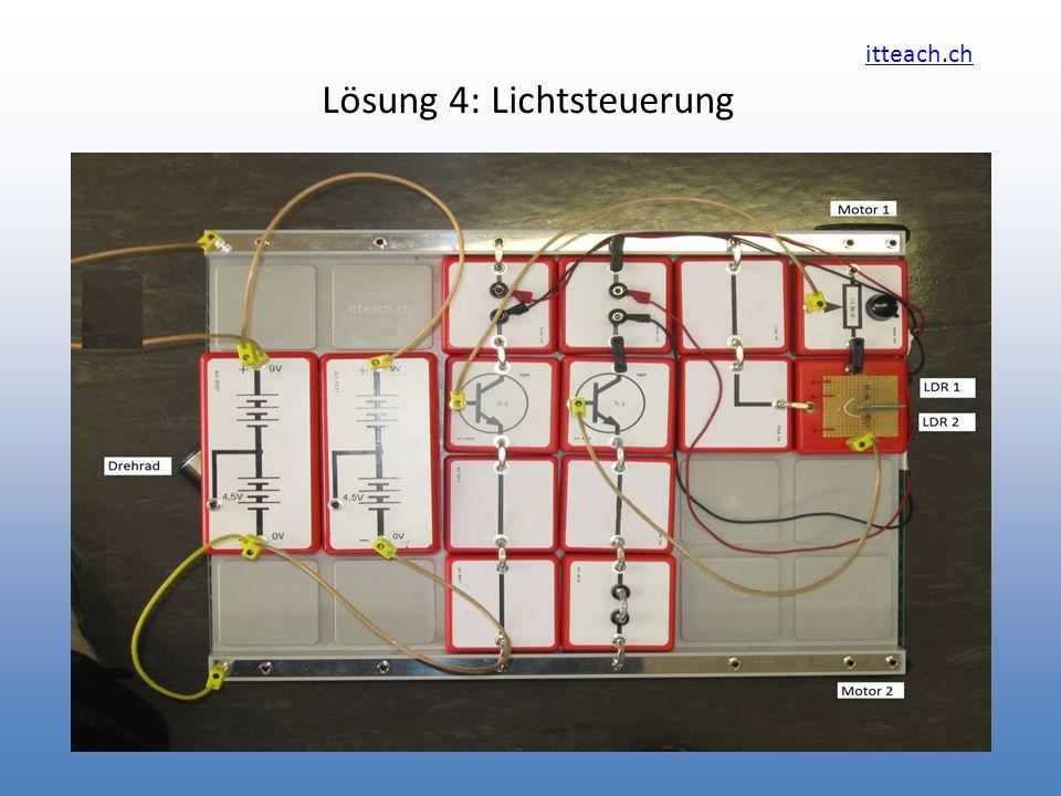 itteach.ch Lösung 4: Lichtsteuerung