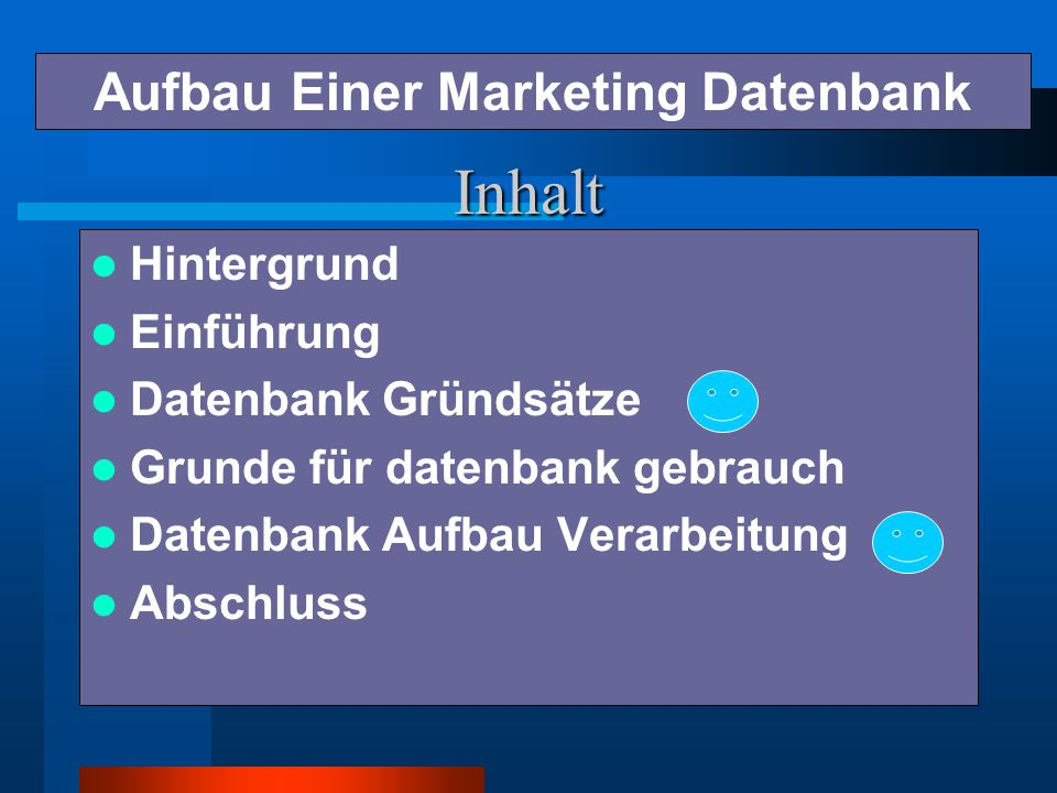 Intenational Marketing 1999/2000 Programme Projekt: Aufbau Einer Marketing Datenbank Geography of Kenya Total Area: 582,650 sq km (362,119 sq mi) Climate: from tropical to arid Natural Resources: Gold, limestone, soda ash, salt barytes, rubies, fluorspar, garnets, wildlife Population: 28,808,658 (July 1999 est.) Capital: Nairobi Lowest point: Indian Ocean 0m Highest point: Mount Kenya 5,199m James Wabara Kamau