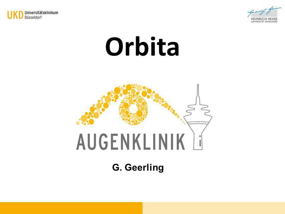 Orbita G. Geerling
