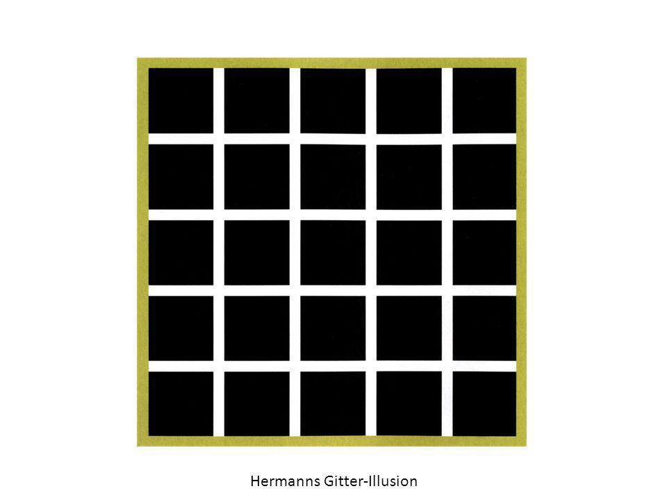 Hermanns Gitter-Illusion
