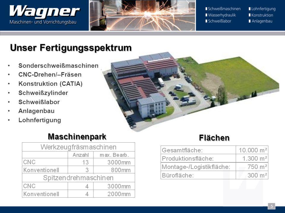 Unser Fertigungsspektrum Sonderschweißmaschinen CNC-Drehen/–Fräsen Konstruktion (CATIA) Schweißzylinder Schweißlabor Anlagenbau Lohnfertigung Maschine