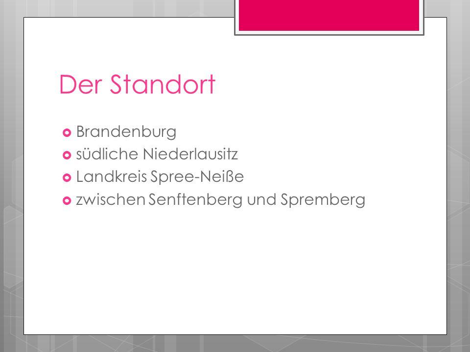  Brandenburg  südliche Niederlausitz  Landkreis Spree-Neiße  zwischen Senftenberg und Spremberg