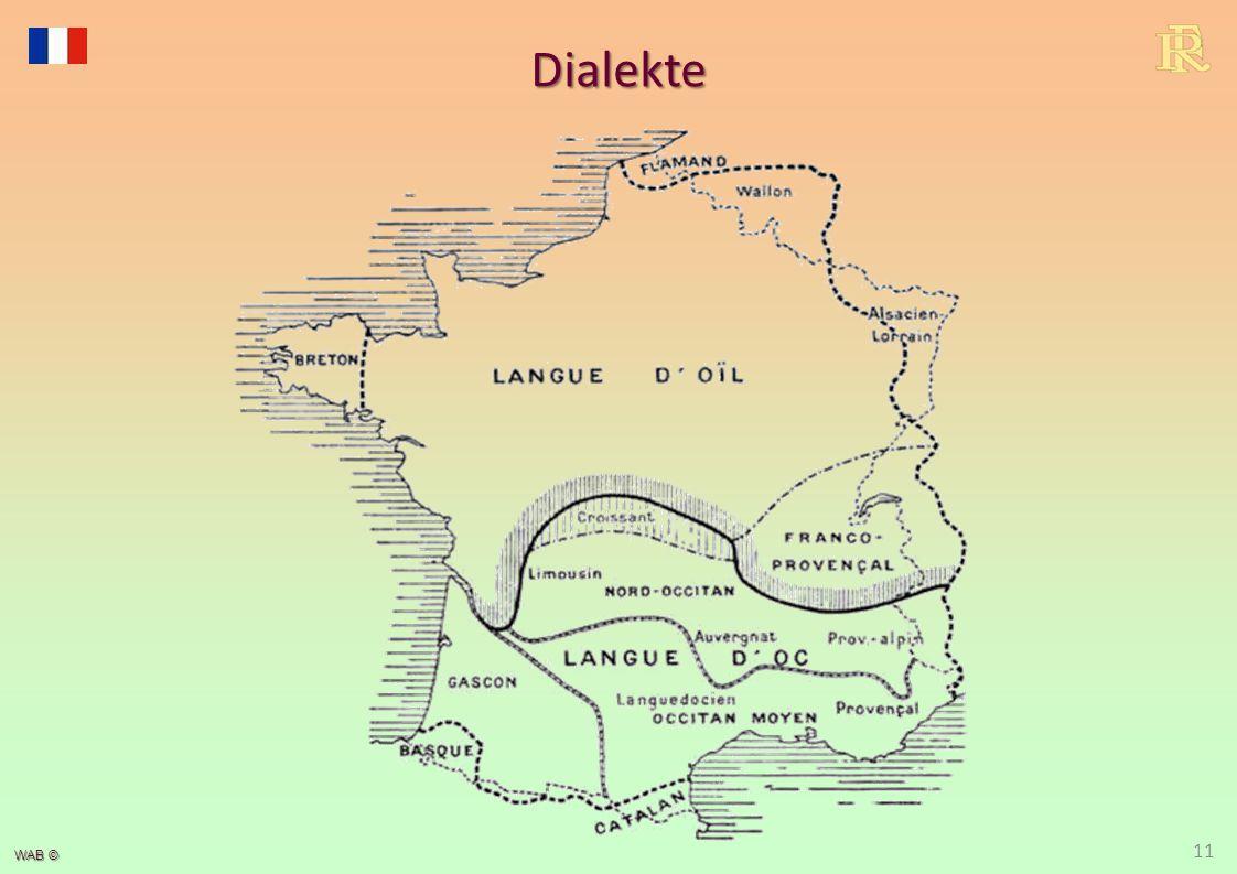 WAB © Dialekte 11