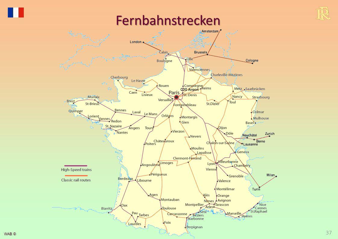 WAB © Fernbahnstrecken 37