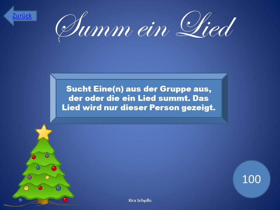 """Rund um Weihnachten Was heißt """"Fröhliche Weihnachten auf Englisch? 20 Zurück Kira Schydlo"""