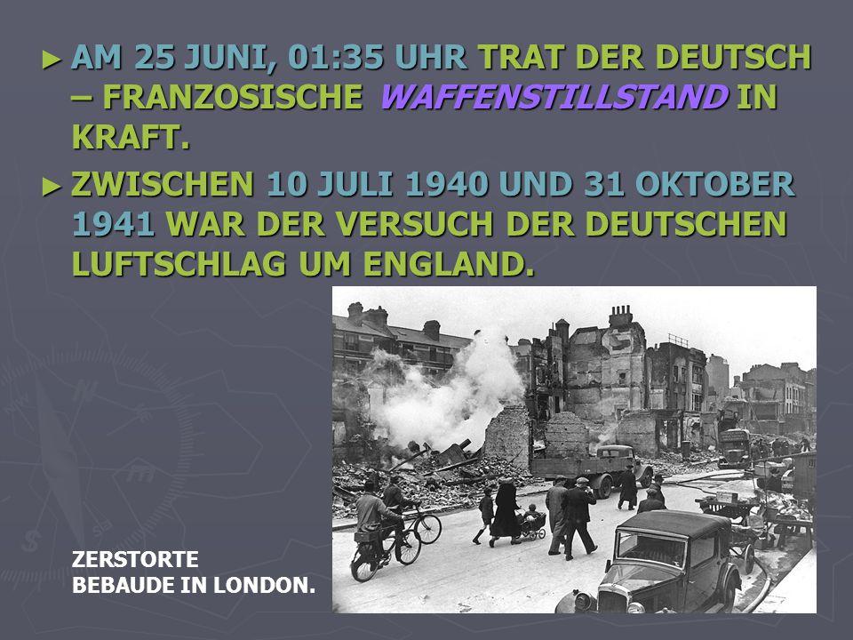 ► AM 6 APRIL 1941 BEGANN DER KRIEG GEGE GRIECHENLAND. DEUTSCHE SOLDATEN IN ATHEN.
