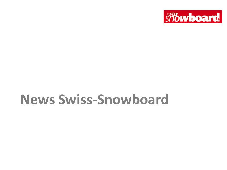 News Swiss-Snowboard