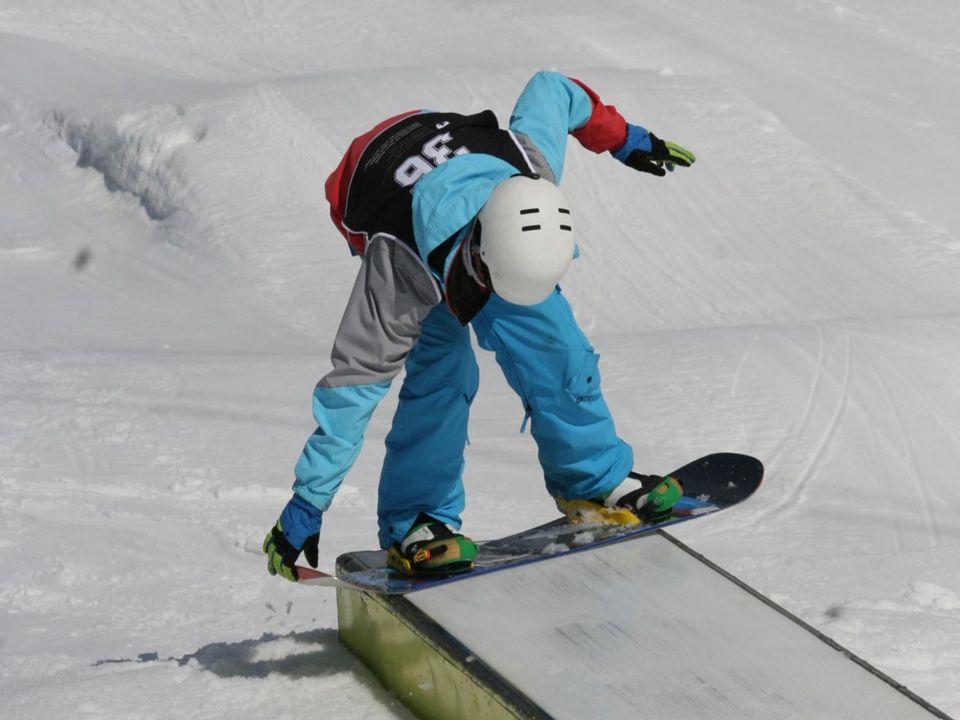 Freestyle-Konzept On-Snow & Off-Snow