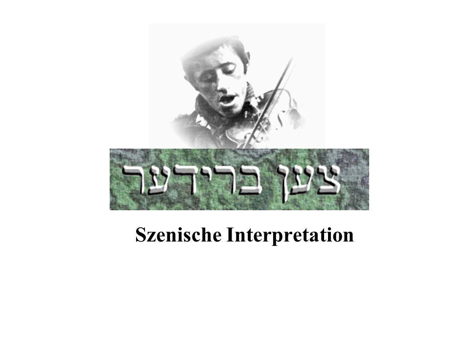 Szenische Interpretation