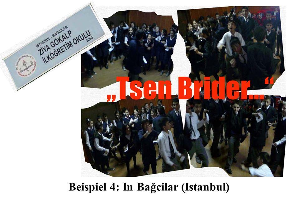 Beispiel 4: In Bağcilar (Istanbul)