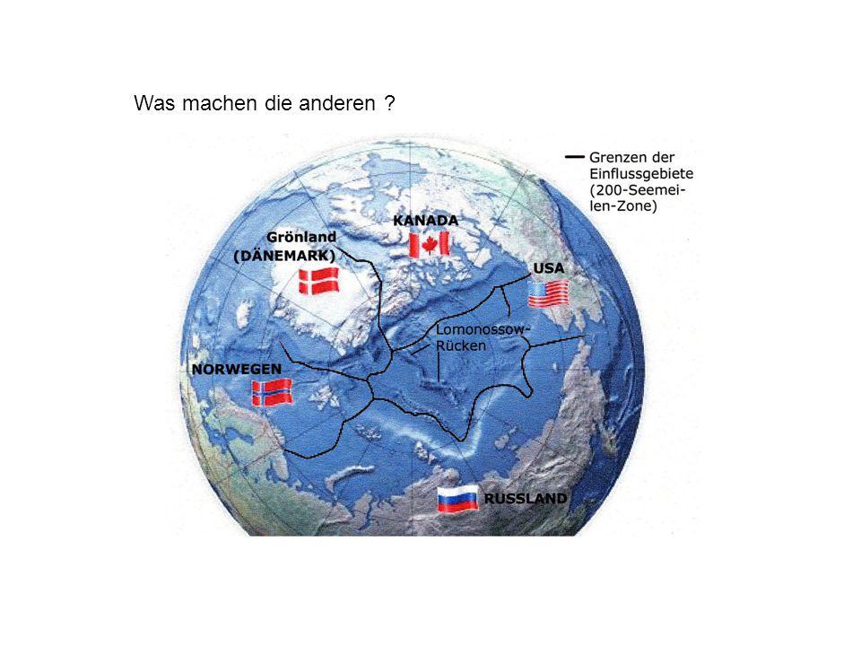 Was bedeutet das für den anthropogenen CO 2 -Ausstoß ?