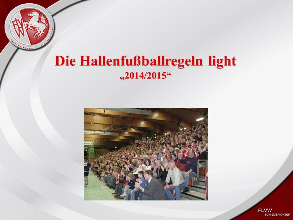 Heiko Schneider KSL Bochum FLVW Kreis Bochum www.kreis-bochum.de Erläuterungen: Anlass der Überarbeitung ist das Bestreben der FIFA und des DFB, in der Halle flächendeckend die Futsal-Regeln einzuführen.
