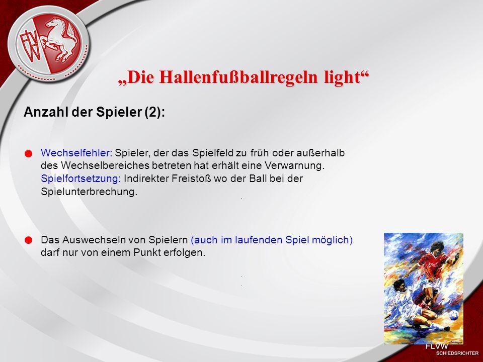 Heiko Schneider KSL Bochum FLVW Kreis Bochum www.kreis-bochum.de Spielregeln (2): Ein Tor kann aus jeder beliebigen Entfernung erzielt werden.
