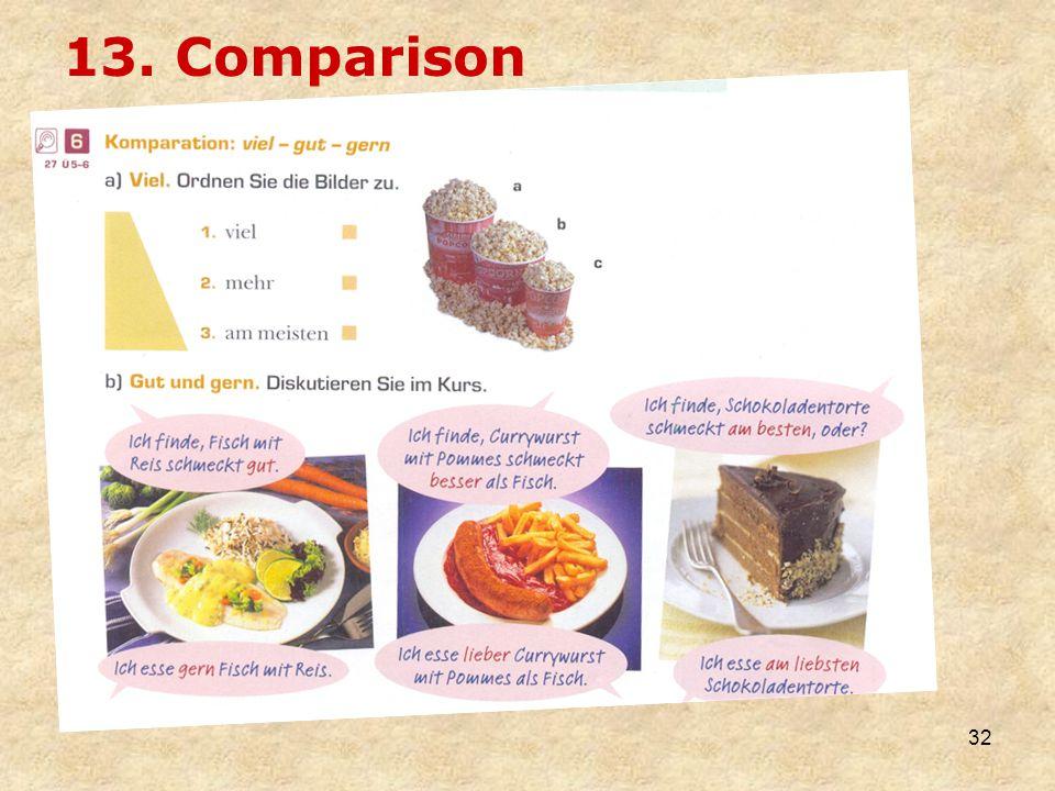 13. Comparison 32