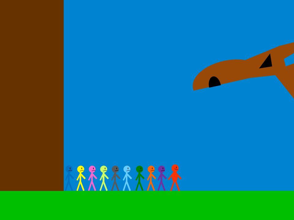 Ein Nasodaktylus Ernsthaft Wartet mal! Da ist das Portal!