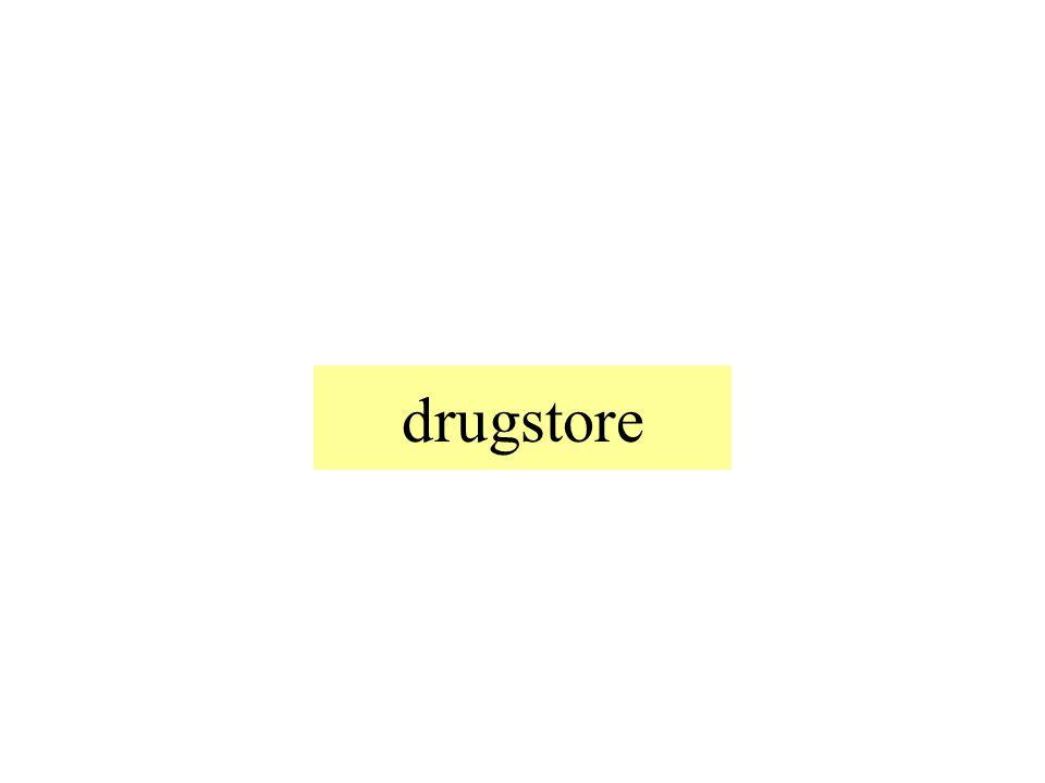die Drogerie