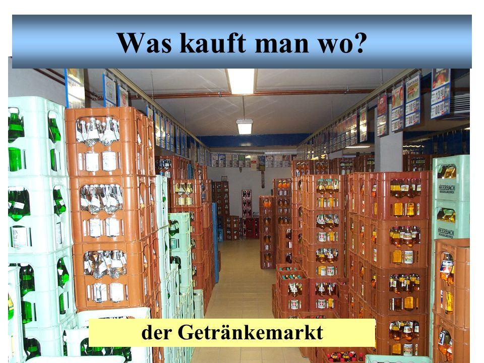 2.Beim Metzger kaufe ich Neues Vokabular: Einkaufen Wurst, Würstchen, Rinderbraten, Schinken