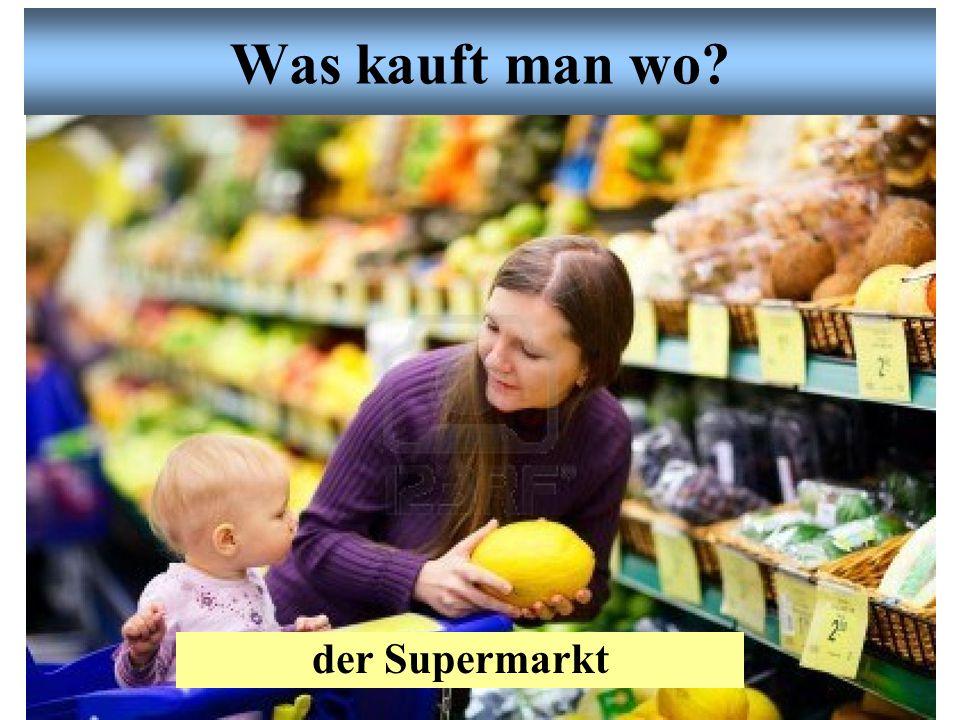3. Im Getränkemarkt kaufe ich Neues Vokabular: Einkaufen Apfelsaft, Orangensaft, Bier, Wein, Mineralwasser