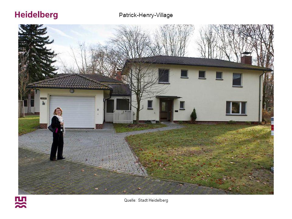 Quelle: Stadt Heidelberg Patrick-Henry-Village