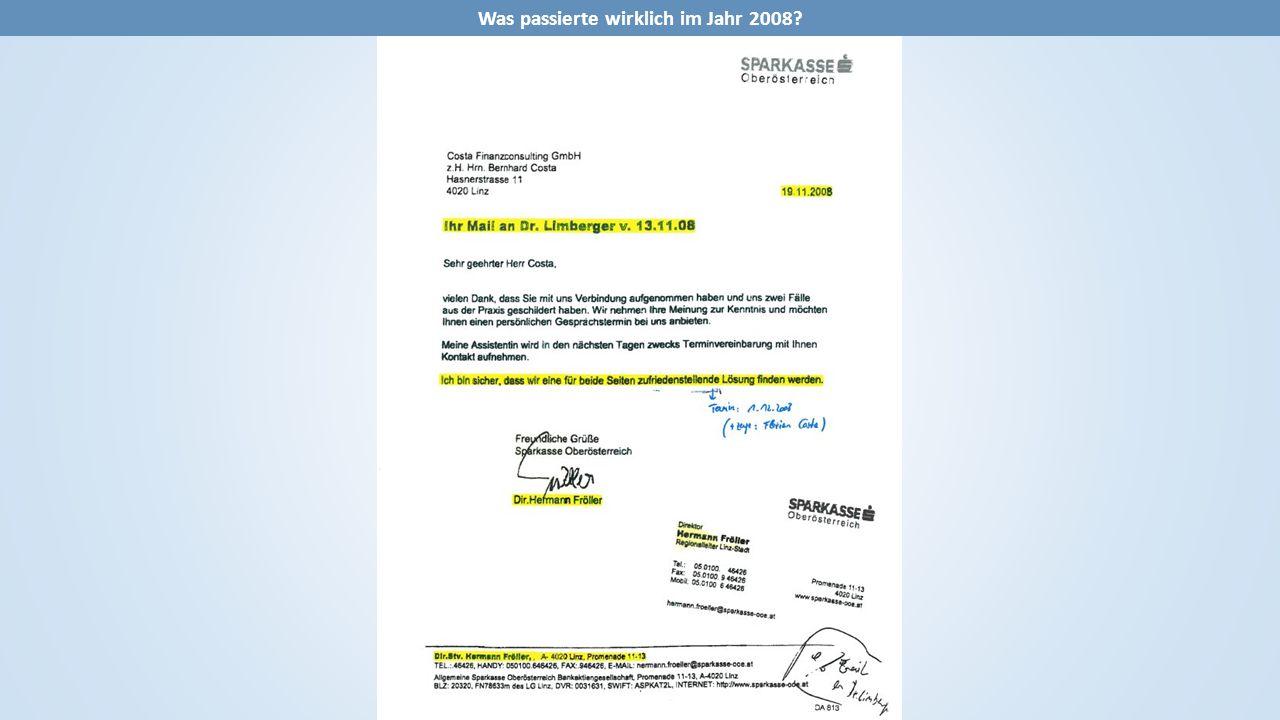 Auszug Urteil (AGB – 2.Prozess) Landesgericht Linz ausgestellt am 20.