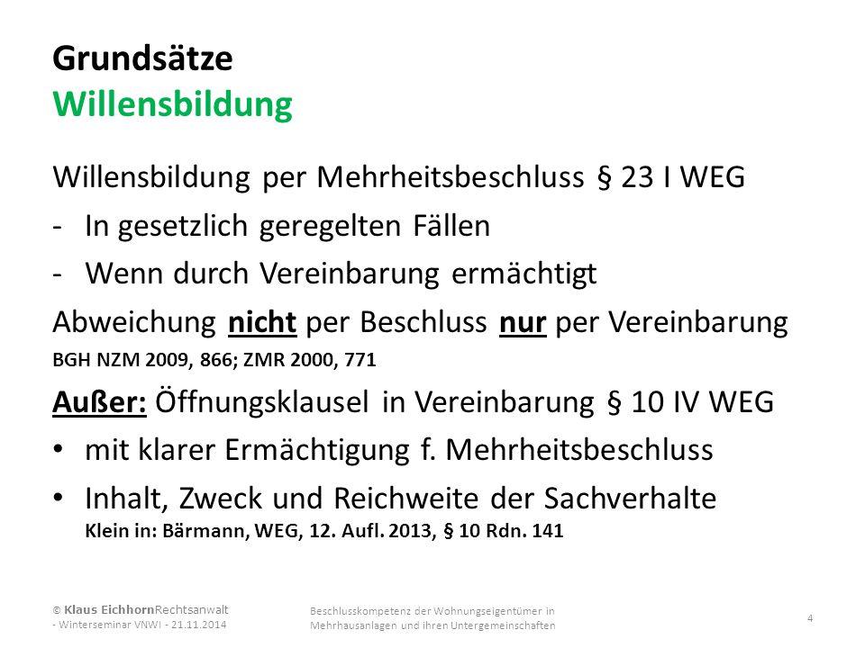 Beschlussvorschlag (Aufzugskosten) Kostenverteilung gemäß § 16 Abs.3 WEG Nach § 15 der Teilungserklärung der WEG Brunhildenstraße 73 – 79 vom 08.09.2010 (Notar Dr.