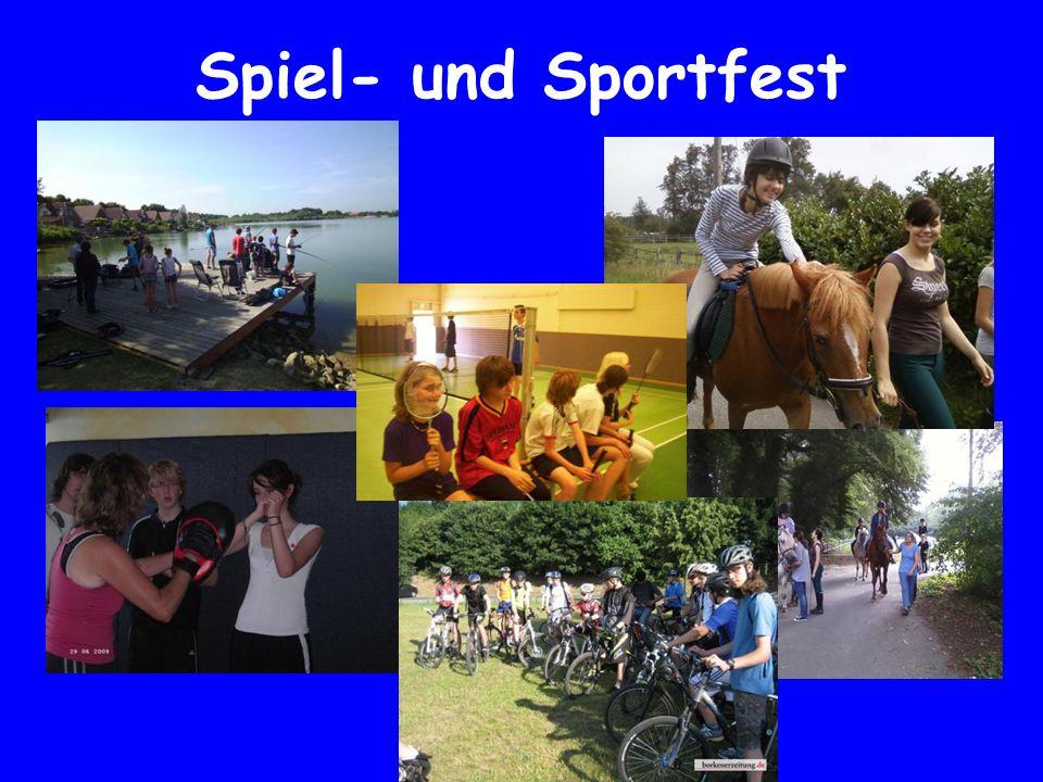 Spiel- und Sportfest