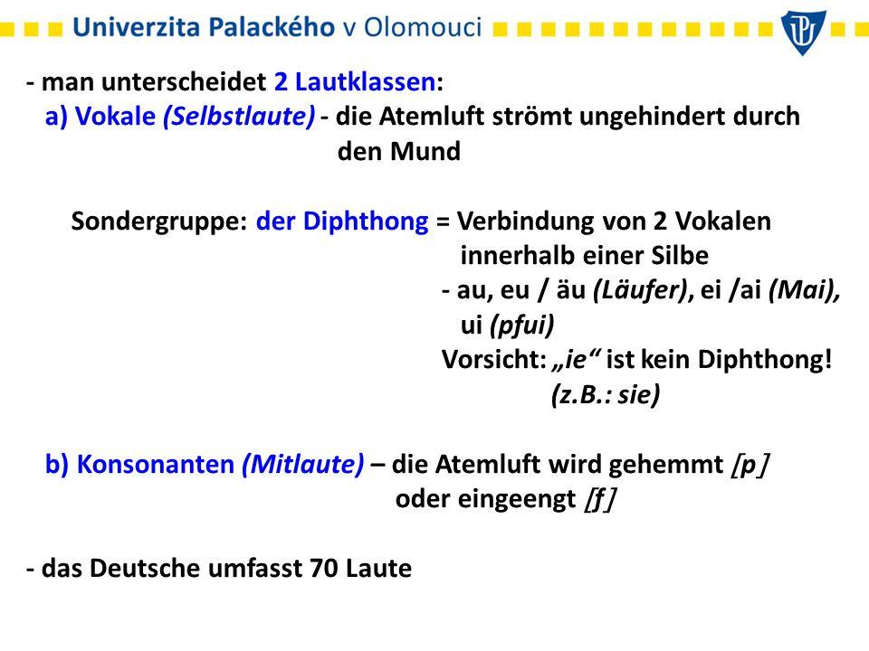 3.Phonologie (griech.
