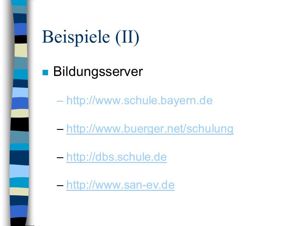 Bibliotheken-Verbund in Bayern III