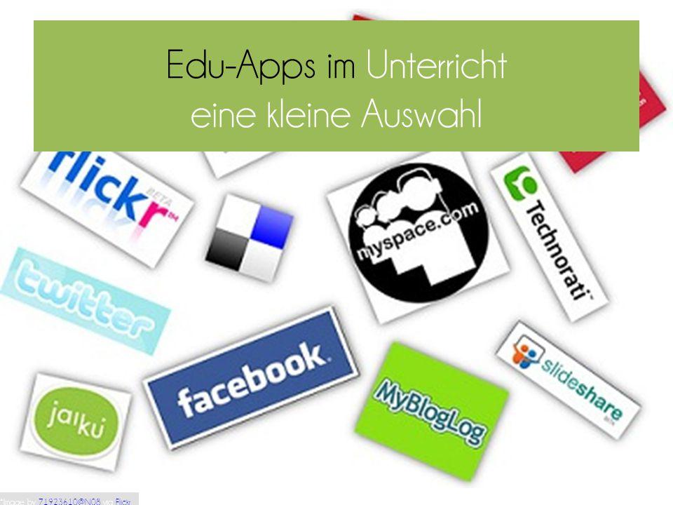*Image by 71923610@N08 via Flickr71923610@N08Flickr Edu-Apps im Unterricht eine kleine Auswahl