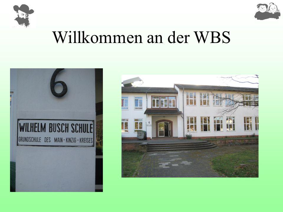 Willkommen an der WBS