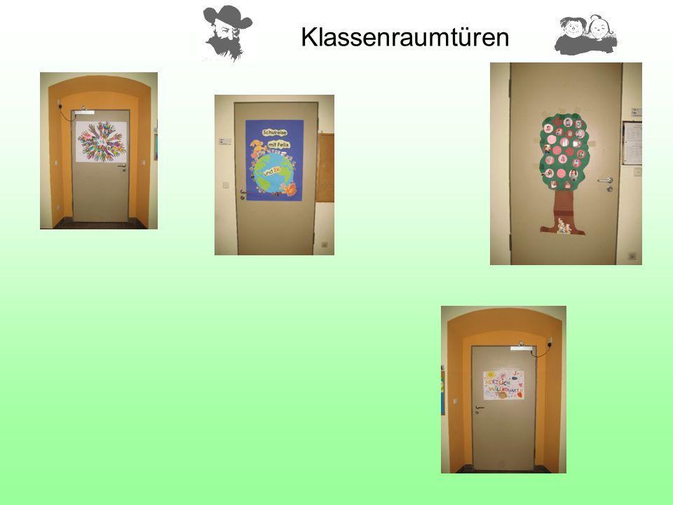 Klassenraumtüren