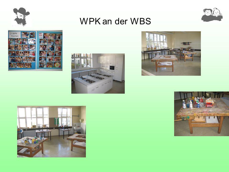 Kunst an der WBS
