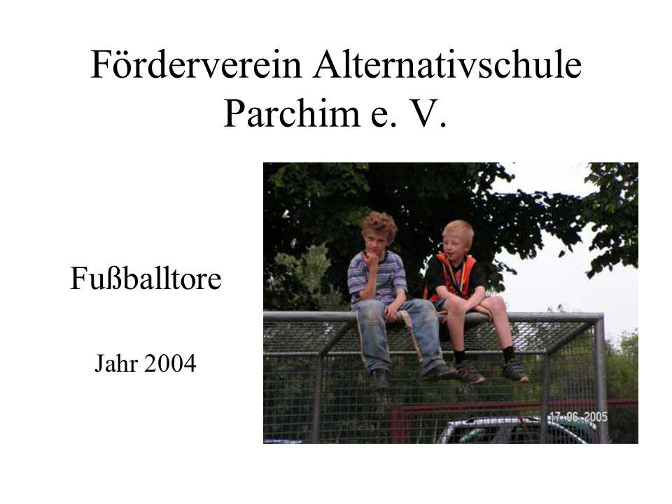 Förderverein Alternativschule Parchim e. V. Djembe- Trommeln mit Afrika- Projekt Jahr 2007