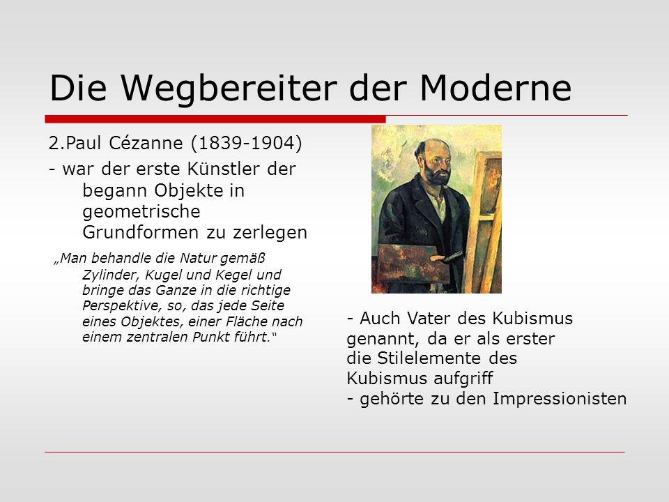 """Die Wegbereiter der Moderne 3.Edvard Munch (1863-1944) - Seine berühmtesten Werke entstanden unter Alkoholeinfluss - Während des dritten Reiches wurde seine Kunst als """"entartete Kunst gebrandmarkt - Gilt als Wegbereiter des Expressionismus - Sein wohl berühmtestes Werk ist """"Der Schrei (1894)"""