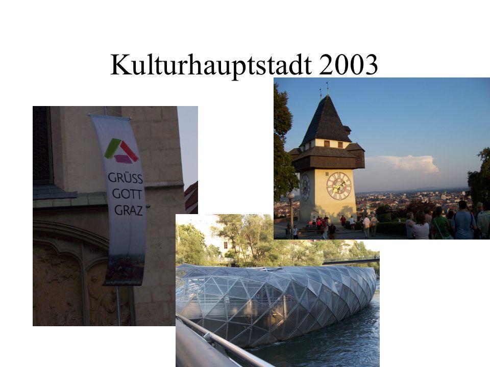 Kulturhauptstadt 2003