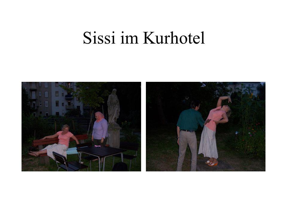 Sissi im Kurhotel
