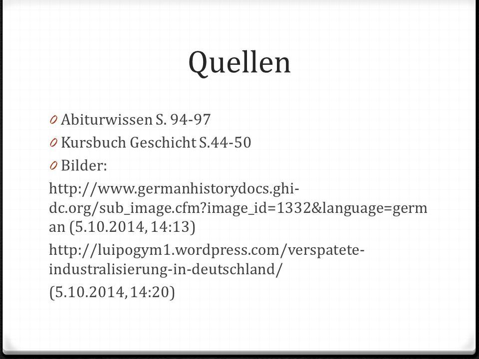 Quellen 0 Abiturwissen S.