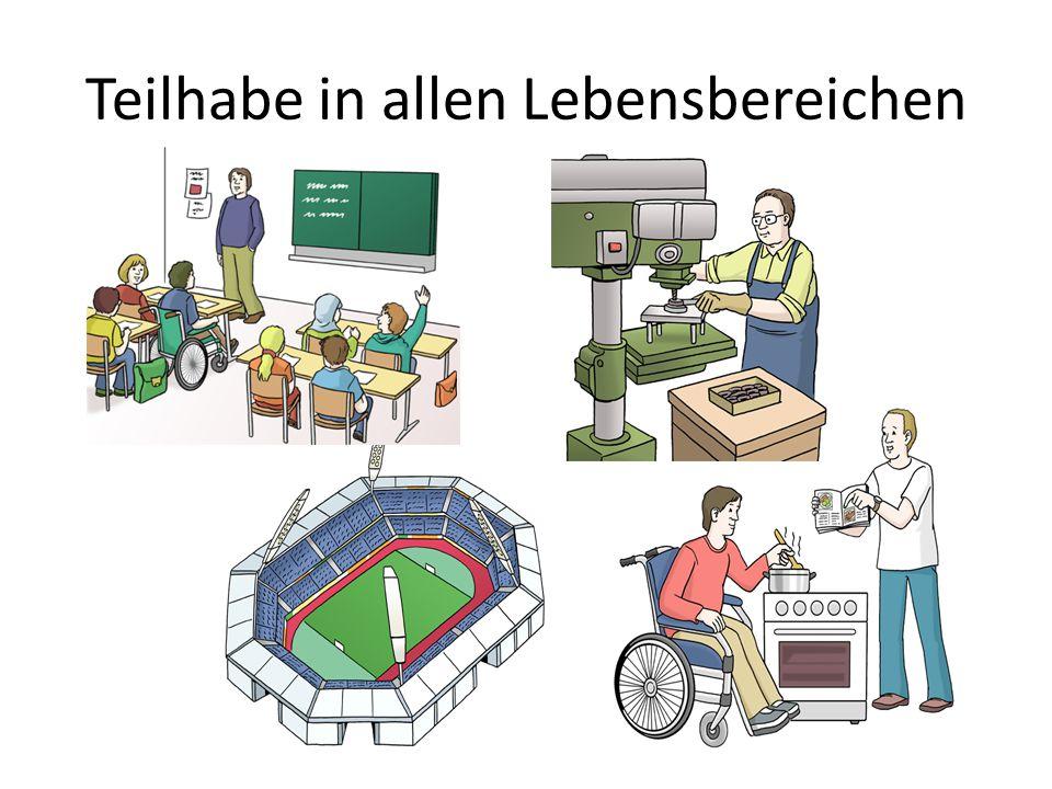 Hindernisse (4/4) eingeschränktes Leistungsangebot der Behindertenhilfe vor Ort unflexibles Leistungsangebot