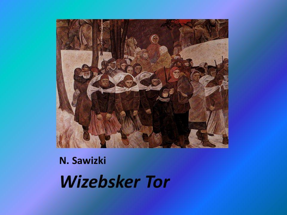 N. Sawizki Wizebsker Tor