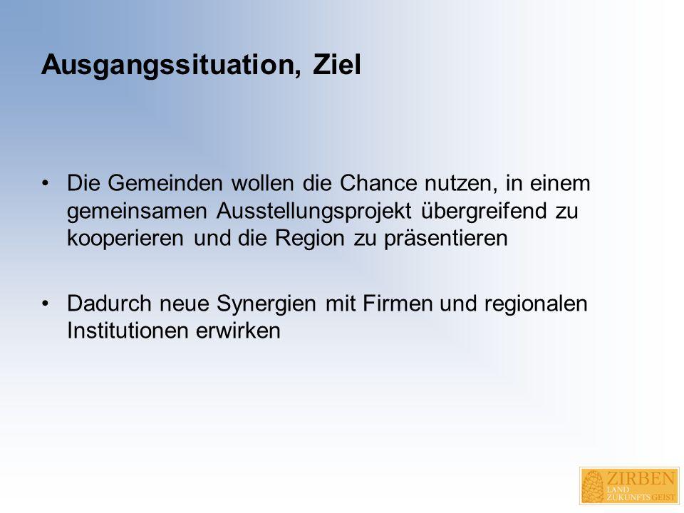 Ab Januar 2006: Der Kreis der Gemeinden wird erweitert auf die Stadtgemeinden Judenburg und Zeltweg Neuer Standort HIZ kommt ins Spiel