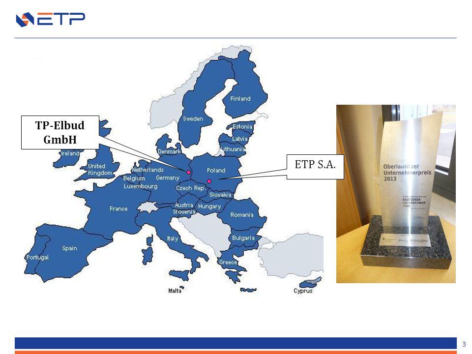 ETP S.A. TP-Elbud GmbH 3