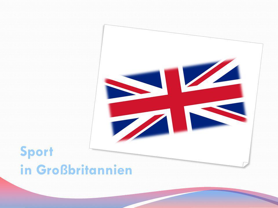 Sport in Großbritannien