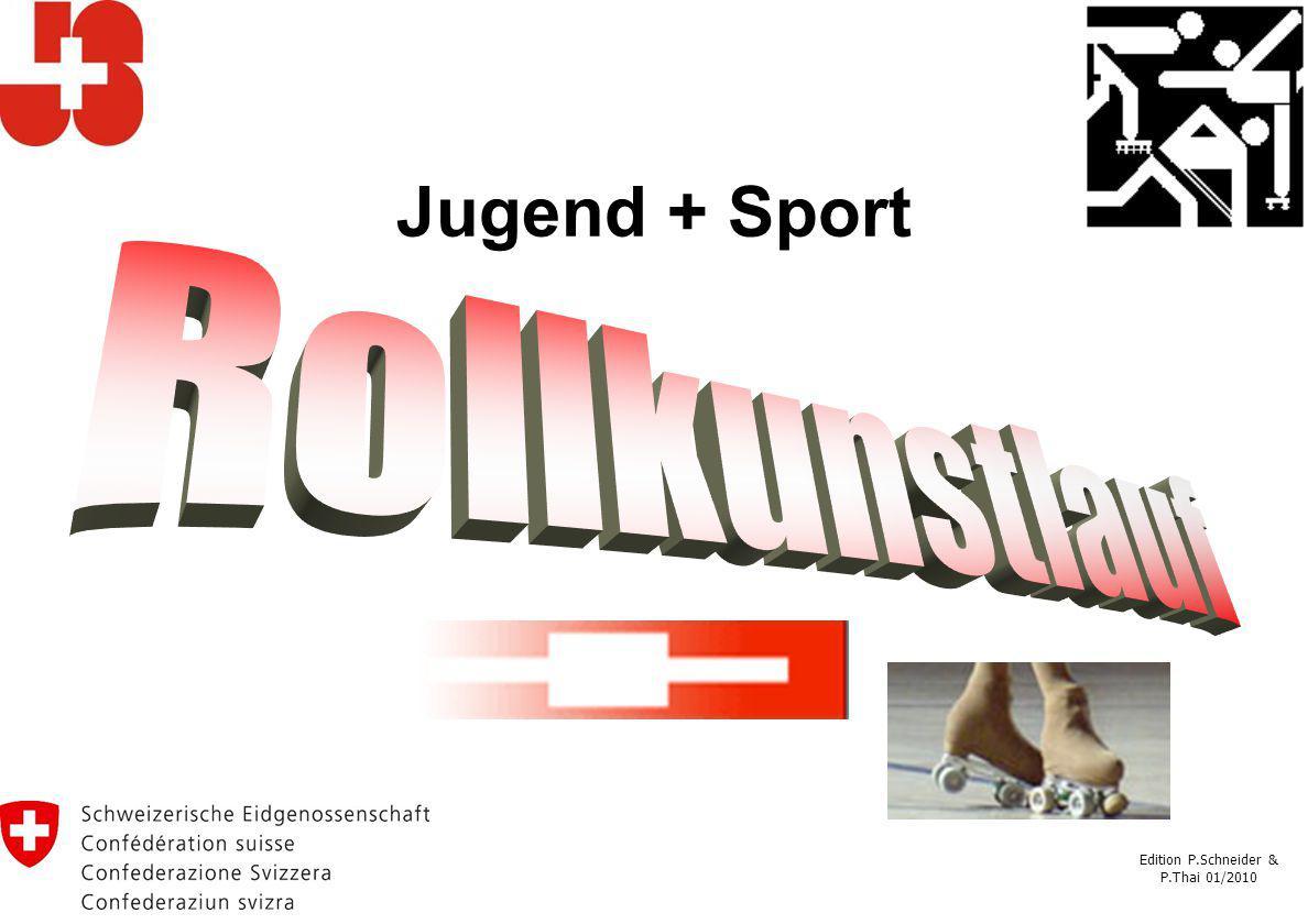 Jugend + Sport Edition P.Schneider & P.Thai 01/2010